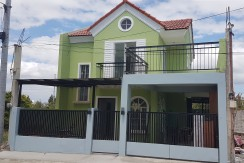 House & Lot For Sale in Daanghari beside Vermosa