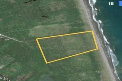 FOR SALE Beachfront Lot at Baler, Quezon