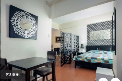 Bellagio Studio For Sale  Furnished Bonifacio Global City