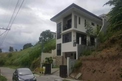 House and Lot for Sale in Kishanta Subdivision Talisay